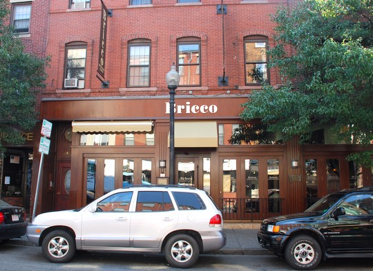 Bricco in Boston, Massachusetts