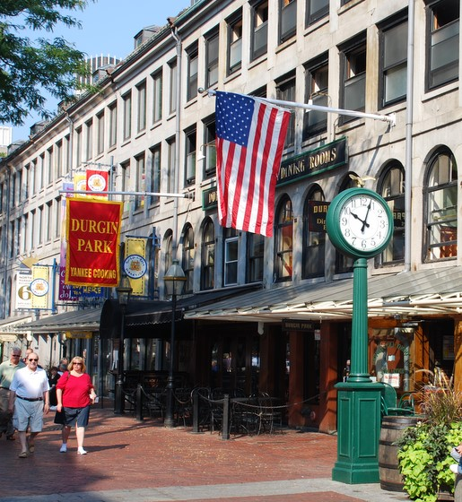 Durgin Park in Boston, Massachusetts
