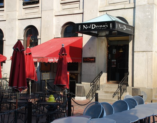 Ned Devine's Pub & Restaurant in Boston, Massachusetts